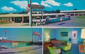 California Lodi El Rancho Motel Lodge