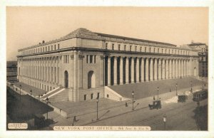 USA New York Post Office 04.31