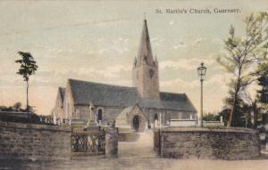 St. Martin's Church , GUERNSEY ,England, UK,  00-10s