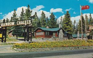 Rainbow Chalets, Located On Tunnel Mountain Drive, Banff, Alberta, Canada, 19...