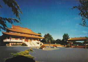 International Buddhist Society Temple Richmond British Columbia Canada