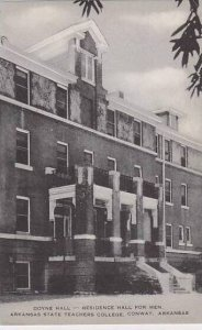 Arkansas Conway Doyne Hall Residence Hall for Men Arkansas State Teachers Col...