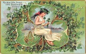 Raphael Tuck St. Patrick's Day 1909
