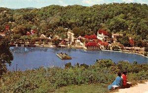 Across the Lake Kandy Ceylon, Ceylan Unused