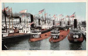 6084 MI Sault Ste. Marie  Blockade of Boats sept 5-10, 1899,