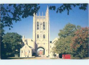 Pre-1980 MEMORIAL TOWER University Of Missouri - Columbia MO G3088@
