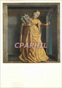 Postcard Modern Kunstmuseum Basel Konrad Witz Die Synagoge Um 1435