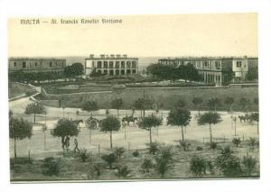 MALTA - St Francis Revelin Floriana, 00-10s
