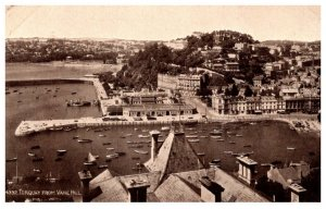 England  Torquay from Vane Hill