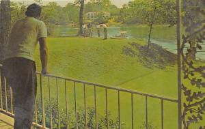 Irvington Virginia?~Carter's Creek Tides Inn~Golf Shop View~Golfers @ Course~50s