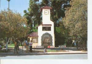 Postal 040599 : Vi Region - Chile. Plaza de Armas. Santa Cruz
