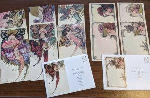 Lot 86 Postcards Commemorative Full Set Limited Edition Samuel Schmucker #59/250