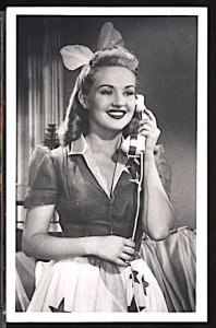 USA Movie Stars 1950's Betty Grable