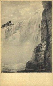Shoshone falls - Twin Falls, Idaho ID