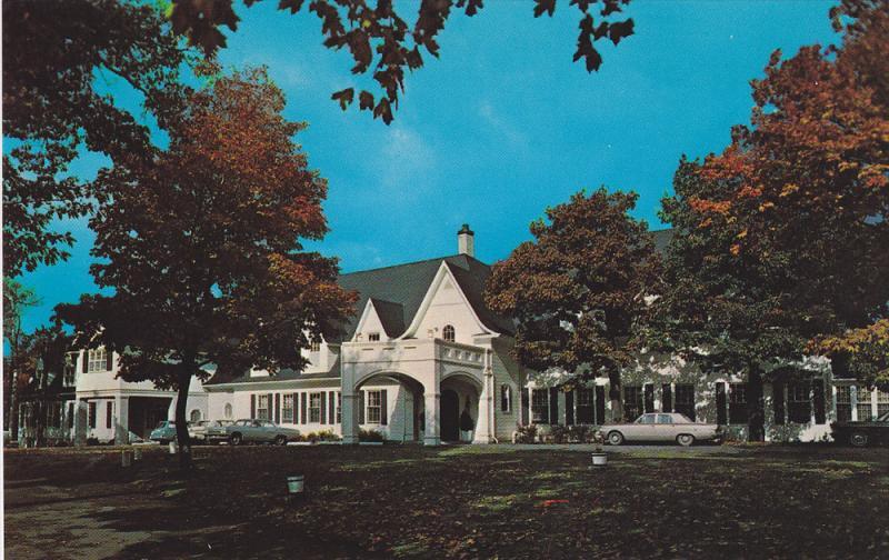 Chateau Bonne Entente , FOY , Quebec , Canada , 40-60s