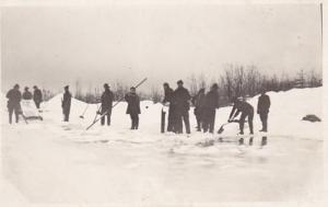 RP: Ice Harvesting , FORT SEWARD , Alaska , 00-10s