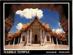 CPM THAILAND Marble Temple, Bangkok. Thailand. Wat Benchamabopitr (345684)