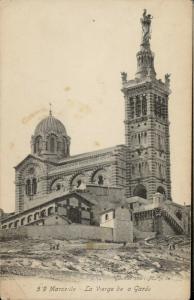 Marseille La Vierge de la Garde