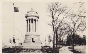 RP, Soldiers & Sailors Monument, Riverside Park, New York, 1920-1940s