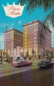 Florida St Petersburg Princess Martha Hotel