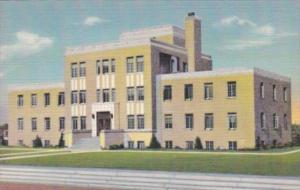 New Mexico Clovis Memorial Hospital Curteich