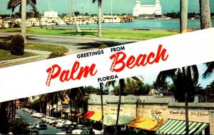 Florida Palm Beach Greetings