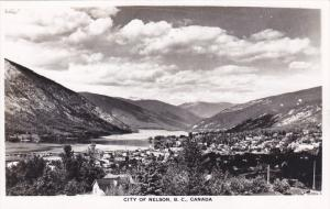 RP: City of NELSON , B.C., Canada , 30-40s