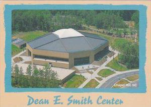 North Carolina Chapel Hill Dean E Smith Center University Of North Carolina
