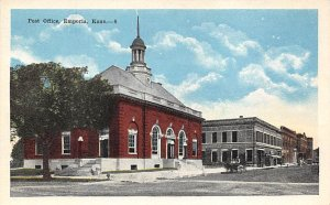 Post office Emporia Kansas