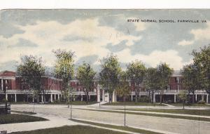 State Normal School , FARMVILLE , Virginia , PU-1915