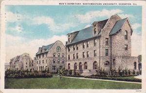 Men's Dormitory Northwestern University Evanston Illinois 1950