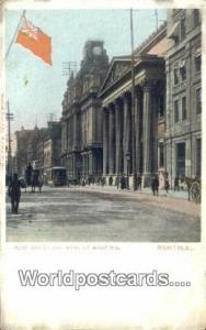 Montreal Canada, du Canada Post Office & Bank of Montreal  Post Office & Bank...