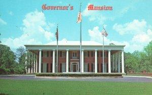 Vintage Postcard Georgia's New Greek Revival Style Governor's Mansion Atlanta GA