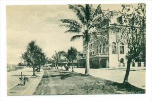 Bay Esplanade, Showing Marine Hotel, Durban, South Africa, 1900-1910s