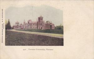 Canada Toronto Toronto University
