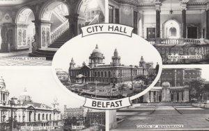 RP: BELFAST , Northern Ireland , 1930s ; City Hall