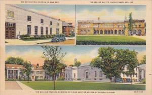 The Springfield Museum Of Fine Arts The George Walter Vincent Smith Gallery S...