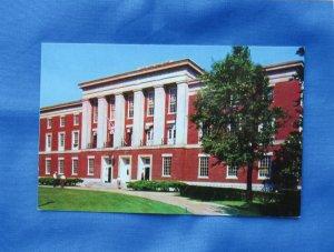 United States Post Office, Fort Smith, Arkansas, Vintage Full Color Postcard