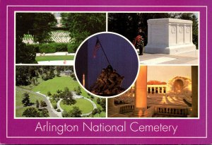 Virginia Arlington National Cemetery Multi View