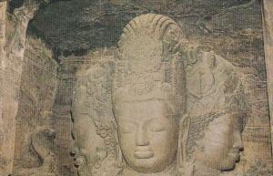 India Bombay Elephant Caves