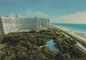 Florida Miami Beach Fontainebleau Hilton Resort and Spa