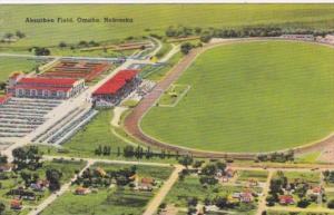 Nebraska Omaha Aksarben Field Horse Racing