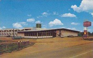 Canada Saskatchewan Prince Albert Coronet Motor Hotel