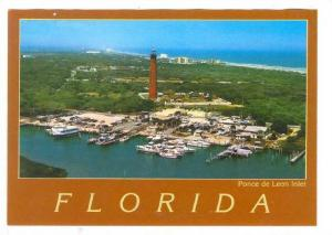 LIGHTHOUSE, Ponce Inlet , Florida, 50-70s #2