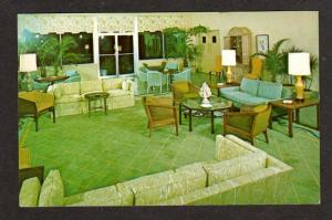 FL Lido Biltmore Club SARASOTA FLORIDA Postcard PC