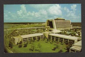 FL Contemporary Hotel Walt Disney World Orlando FLORIDA