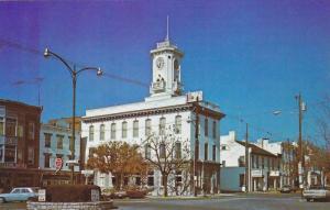 National Bank Building , GREENCASTLE , Pennsylvania, 40-60s