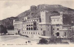 Le Palais Du Prince, Monaco, 1900-1910s