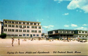 Maine Old Orchard Beach Copley-La Reine Hotels and Aaprtments