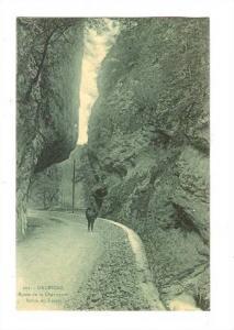Route De La Chartreuse, Sortie Du Desert, Dauphine, France, 1900-1910s